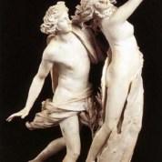 """Apolo y Dafne"" de Bernini"