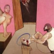 Francis Bacon: Edipo y la Esfinge
