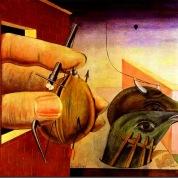 Max Ernst: Edipo Rey (1921)