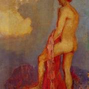 Odilon Redon: Edipo en el Jardín de las Ilusiones