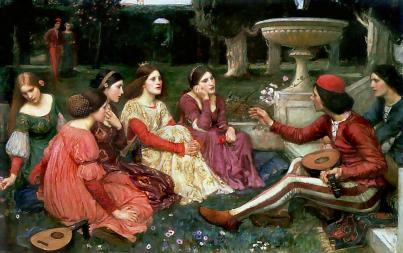 Waterhouse: Decameron
