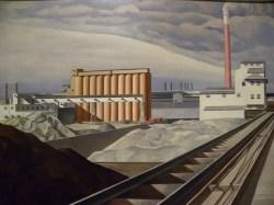 Classic-Lendscape-1931-Charles-Sheeler