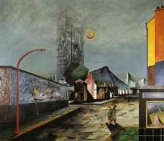 Dei Einsamkeit (Hochhaus), 1959-Radziwill