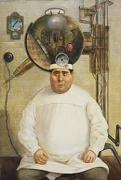 Dr. Mayer-Hermann. Berlin 1926-Otto-Dix