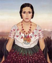 Mexican Girl (Erlinda Ponce de Leon), 1930-Schad