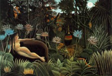 The Dream 1910-Rousseau