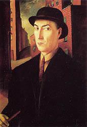 The Painter Heinrich Maria Davringhausen 1922-Carlo-Mense