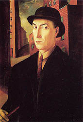 The Painter Heinrich Maria Davringhausen 1922-Carlo-Mense