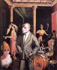 To Beauty 1922-Otto-Dix