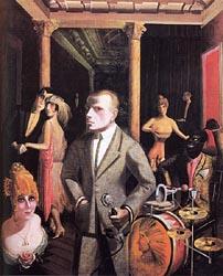 To Beauty 1922-Otto-Dix