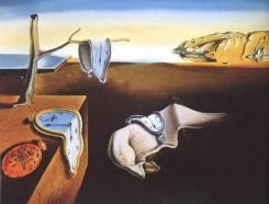 Dali-Persistencia de la memoria-1931