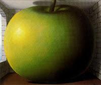 La Chambre d'Écoute, René Magritte, 1958