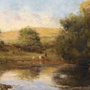 After_the_Heat_of_the_Day_-_Walter_Withers_(1891)