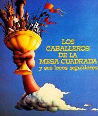 LOs Caballeros de la mesa cuadrada-Monty Python (1974)
