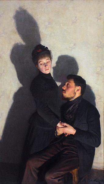 Emile_Friant_Ombres_portées_1891