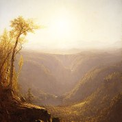 Gifford_Sanford_Robinson_A_Gorge_In_The_Mountains