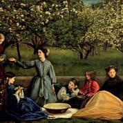 John_Everett_Millais_-_Spring_(Apple_Blossoms)