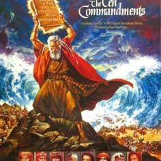 Los diez mandamientos-Cecil B. Demille (1956)