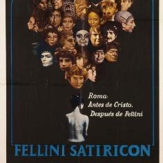 Satyricon-Federico Fellini (1969)