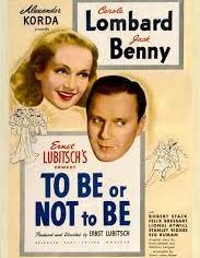 Ser o no ser-Lubitsch