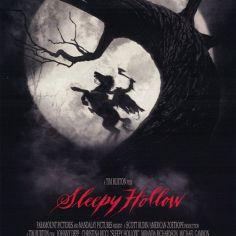 Sleepy Hollow-Tim Burton