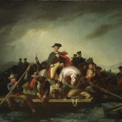 Washington_Crossing_the_Delaware_1856-71_George_Caleb_Bingham