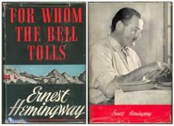 For whom the bell tolls-Hemingway