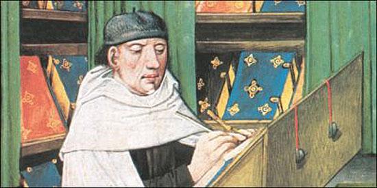 Ilustración de Gonzalo de Berceo