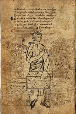 Manuscrito del Libro de Alexandre