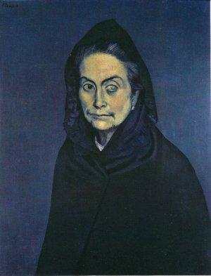 Celestina según Picasso