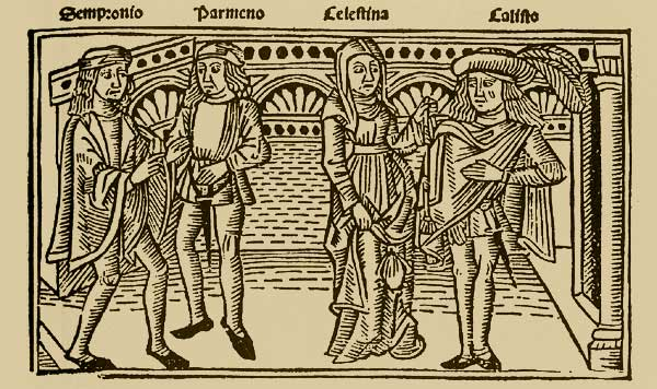etimologia del renacimiento prostitutas en la celestina