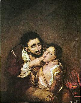 El Lazarillo de Tormes visto por Goya