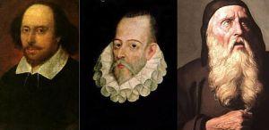 Shalespeare-Cervantes-Llull