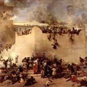 destruccion-del-templo-de-jerusalen-de-francesco-hayez