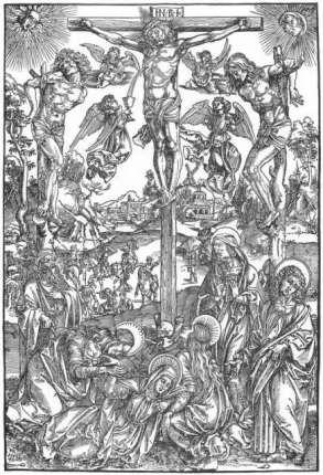 durero-crucifixion