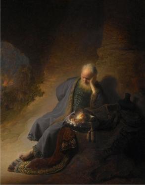 jeremias-preve-la-destruccion-de-jerusalen-de-rembrandt
