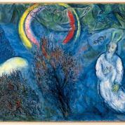 la-zarza-de-horeb-marc-chagall