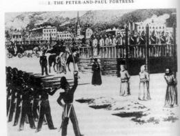 Grabado de B. Pokrovsky de 1849
