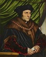 Tomás Moro de Hans Holbein el joven