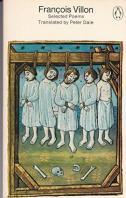 la Balada de los ahorcados de François Villon (portada de una edición francesa)