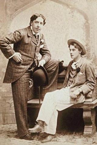 Oscar Wilde y Lord Alfred Douglas